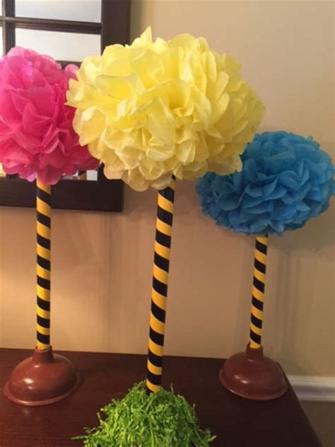 How To Make Truffula Trees Out Of Tissue Paper - best 20 truffula trees ideas on dr seuss dr