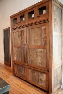 Denver custom cabinetry merging old and new ideas using reclaimed