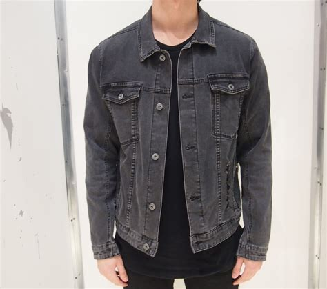 St Denim Jaket Tutu Ab global atomic designs inc 1144 mainland st vancouver bc zanerobe greaser denim jacket black