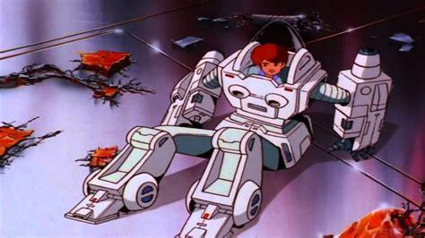 film robot transformer youtube transformers g1 the movie autobots crash land on junk