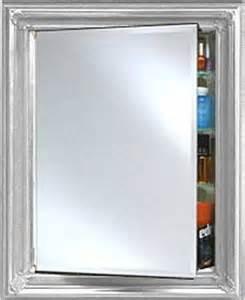decorative medicine cabinets framed decorative mirrored medicine cabinets abode