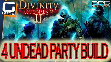 original sin full film youtube divinity original sin 2 full undead party build how