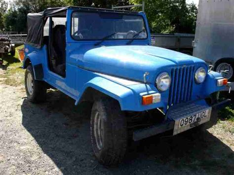 Jeep Type Kit Cars by Eagle Rv Jeep 4x4 Blue Kit Car Car For Sale