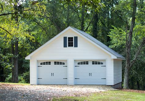 Custom 2 Car Garage by 24x24 Two Car Garage 24x24 Custom Garage Byler Barns