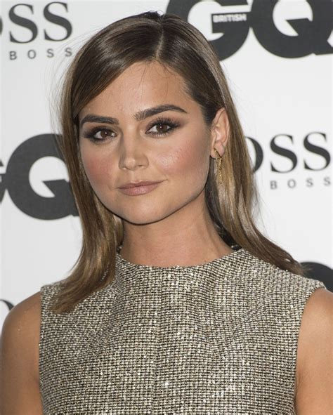 jenna coleman gq men of the year awards 2015 in london jenna louise coleman at gq men of the year awards 2014