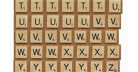 faux scrabble faux scrabble letters tutorial and free by