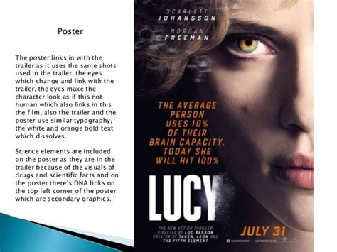 lucy film poster lucy film caign