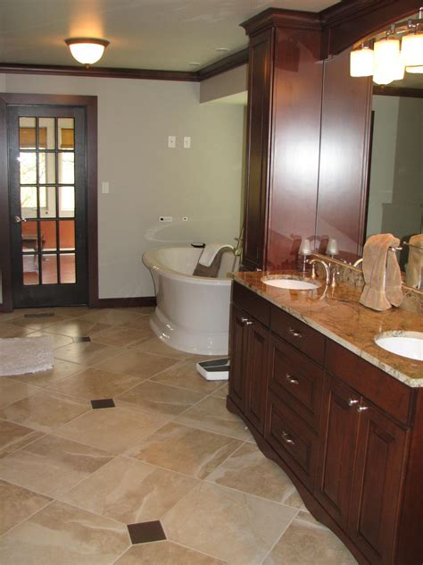 bathroom chesterfield master bath remodel chesterfield mo terbrock