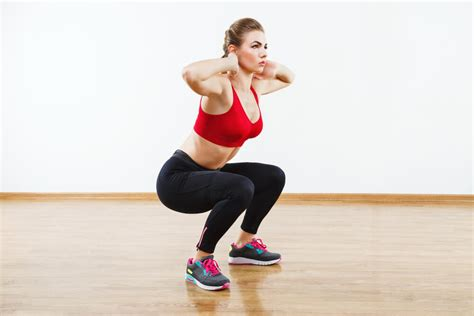 20 bodyweight exercises you can try at home