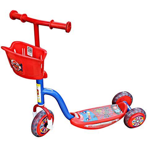 Keranjang Motor jual mainan produk series skuter