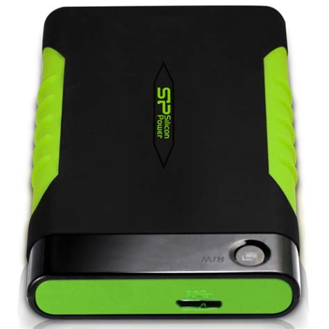 Silicon Power Rugged by Silicon Power Rugged Armor A15 1tb 2 5 Inch Usb 3 0 Drop
