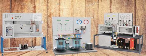 refrigeration  air conditioning lab equipment sun