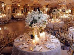 50th wedding anniversary decorating ideas wedding