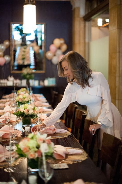 bridal shower at a restaurant how to host the prettiest bridal shower chagne