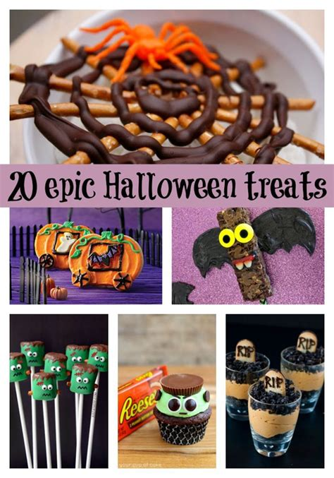 halloween themed desserts 20 epic halloween themed desserts pretty my party