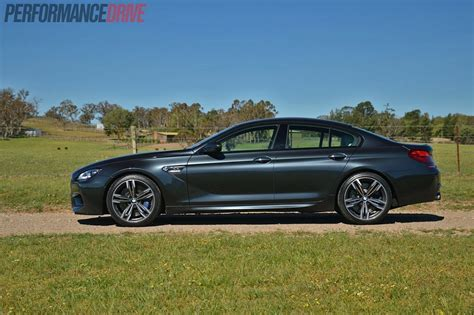 High End Interior Doors 2013 Bmw M6 Gran Coupe Review Performancedrive