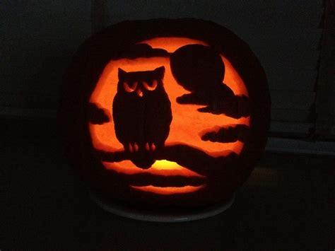 owl pumpkin template 33 best pumpkin carving images on