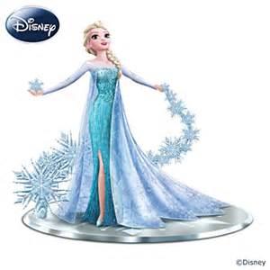 Disney Princess Wall Stickers Large frozen quot let it go quot elsa the snow queen figurine frozen