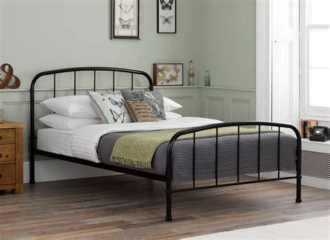 black metal beds westbrook black metal bed frame dreams