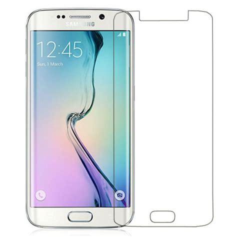 Samsung Galaxy S6 Tempered Glass Screen Guard Screenguard протектор за екрана на samsung galaxy s6 edge прозрачно