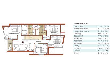 floor plans jumeirah heights