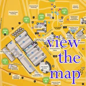 state fair of parking map 2017 oklahoma state fair newsok