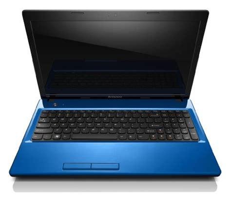Laptop Lenovo G580 Baru buy lenovo g580 15 6 inch laptop blue intel celeron