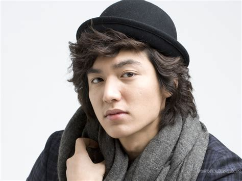 Actor Lee Min Ho | newhairstylesformen2014.com
