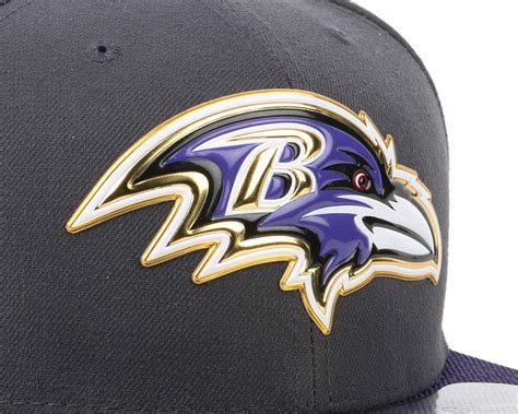 59 Best Baltimore Ravens Images On by Baltimore Ravens Gold Collection 59fifty New Era Caps