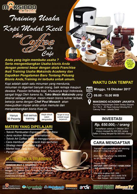 design menu makanan unik training usaha art coffee ala cafe 15 oktober 2017