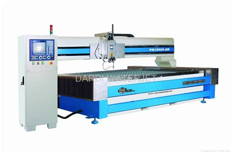 waterjet dwj30 series bridge cnc cutting table china