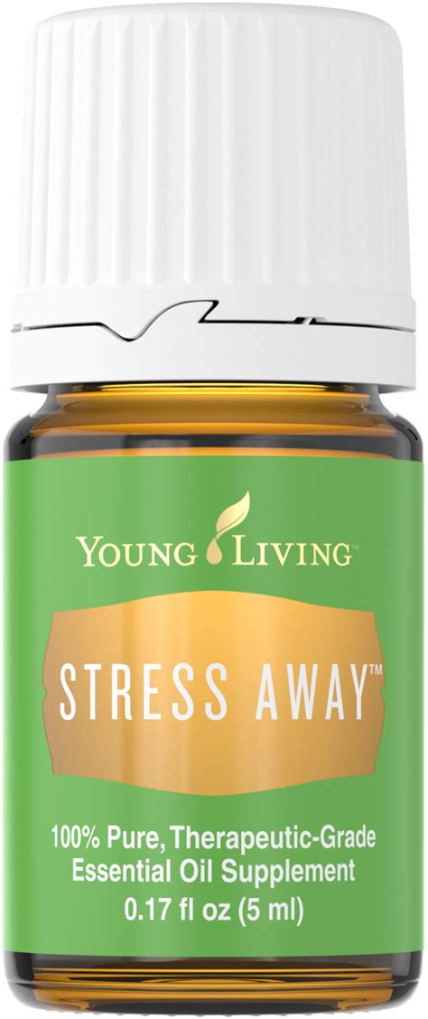 Stress Away Living 5ml 1 how to use the essential oils from living s premium