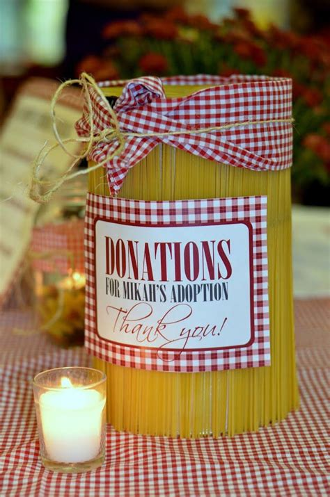 25 Best Ideas About Donation Jars On Pinterest Gold Glitter Mason Jar Diy Shadow Box And Donation Jar Label Template
