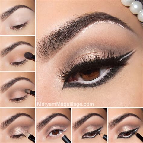 eye makeup tutorial no eyeliner skin makeup with wedding eye makeup tutorial with maryam