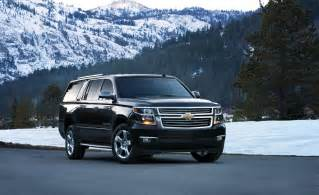 Chevrolet 2015 Suburban Car And Driver