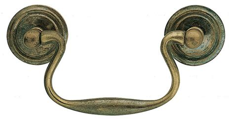 Traditional Drawer Pulls hafele 120 13 115 brass drawer pulls traditional