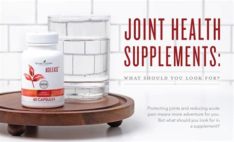 supplement joint health joint health supplements what should you look for