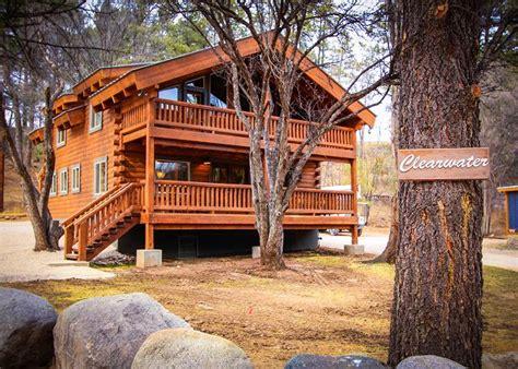 Ruidoso Cabins Rentals by Clearwater Cabin Ruidoso 3 Bedroom 2 Bathroom Cabin