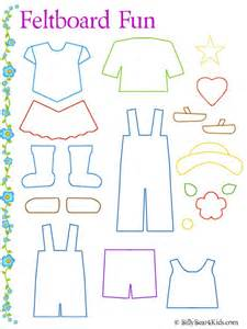 Clothing Templates by Felt Board Clothes Template Many More Like Bug