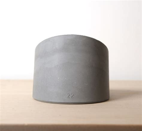 Design Milk Concrete | concrete objects by 22 design milk