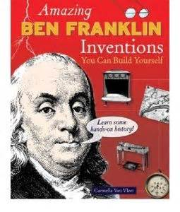 Benjamin Franklin Biography And Inventions | 42 best images about benjamin franklin unit study