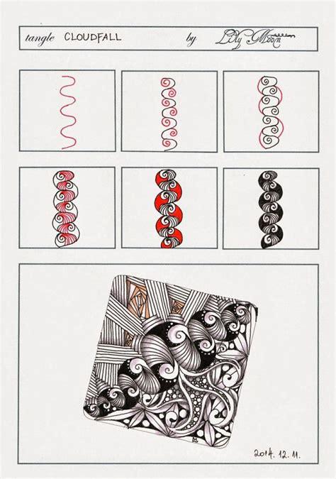 zentangle pattern crease 666 best zentangle tangle patterns images on pinterest