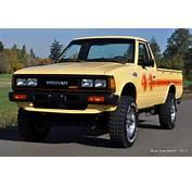 KIDNEY ANYONE 1983 Datsun 720 Pickup On EBay With No