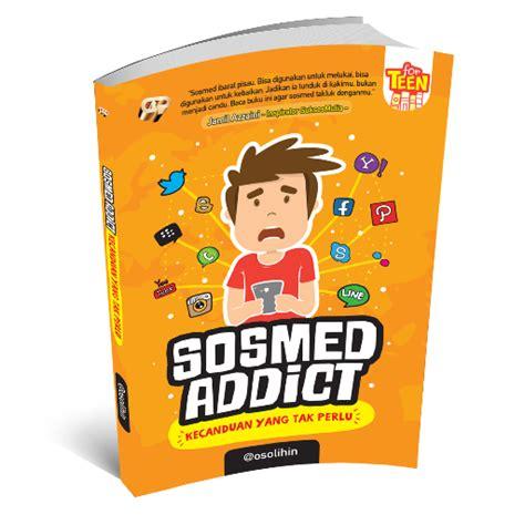 Buku Merit Yuk bocoran buku sosmed addict o solihin