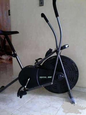 Sepeda Statis Belt Tl 8203 sepeda fitnes statis wind bike tl 8203 sepeda dan alat