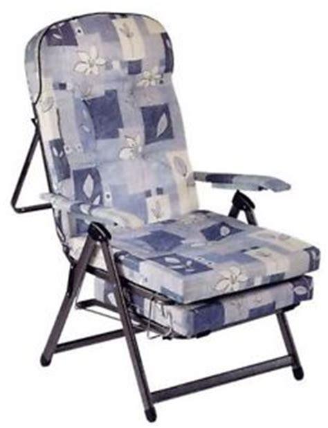 sedia sdraio imbottita poltrona poltrone sdraio relax sedie giardino esterno