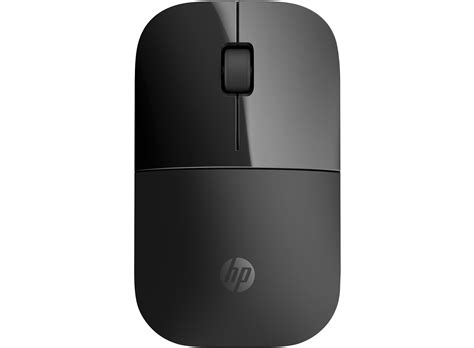 Mouse Wireless Hp hp z3700 wireless mouse black onyx hp store uk