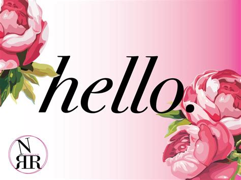 how to a to with you hello how are you paperblog