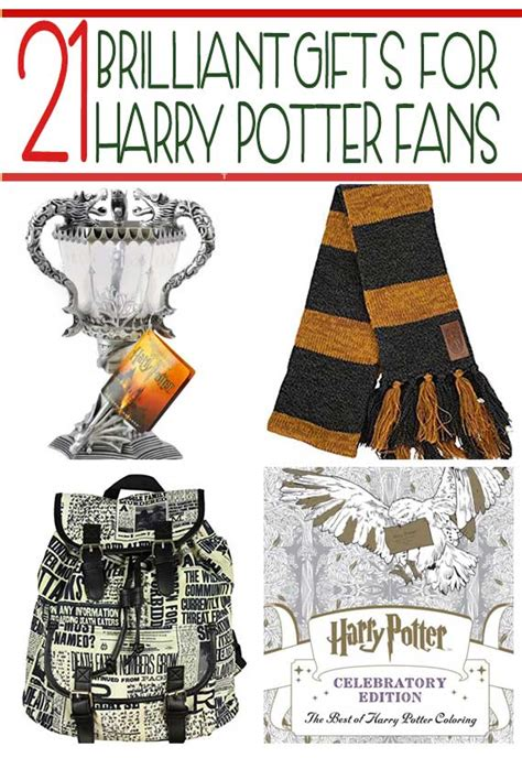 gifts for harry potter fans 21 essential gifts for harry potter fans tgif this