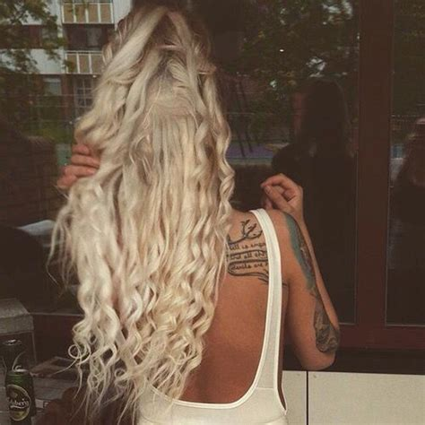 133 Best Hair Long Images On Pinterest Hairstyles Braids And L